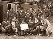 Fotografie z archivu sboru dokládají i četné úspěchy v požárním sportu.  Největších úspěchů hasiči SDH Láz dosáhli letech 1989 - 1991, v roce 1989 v Nových Syrovicích vybojovali třetí místo.