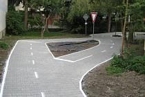 Nové dopravní hřiště v Budíkovicích