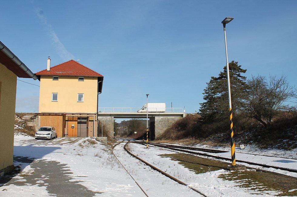 Letos zavře výpadovku na D1 z Třebíče uzavírka za Rudíkovem.