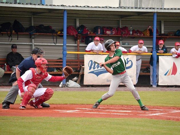 Evropský šampionát v baseballu hráčů do 21 let začal zápasem mezi Litvou a Ruskem.