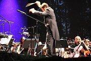 Závěrečný koncert dvacátého ročníku festivalu Petra Dvorského.