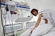 Pacienti pěti nemocnic na Vysočině by se měli brzy dočkat informačního portálu.
