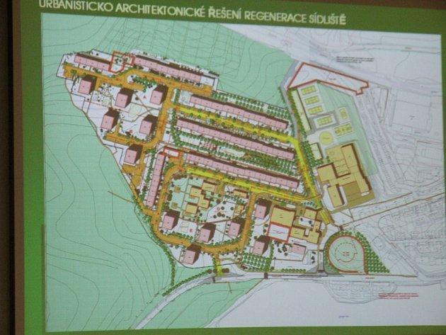 Po místní čtvrti Hájek bude Borovina druhou lokalitou Třebíče, kde by měla proběhnout celková regenerace panelového sídliště.