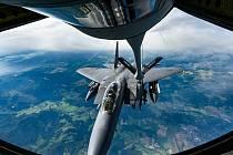 F-15 Strike Eagle, legenda války v Perském zálivu.