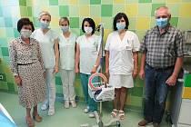 Petrůvky byly vstřícné vůči oddělení ARO v Nemocnici Třebíč.