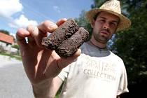 Zajímavé předměty z období nejstarších zemědělců našli archeologové u vesnice Štěpánovice. Výzkum probíhá na staveniště nové silnice do Jaroměřic nad Rokytnou. Senzací je spodní část těla Venuše. Na jedné z nohou je naznačen i kotník.
