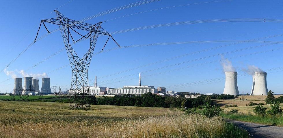 Jaderná elektrárna v Dukovanech oslavila 3. listopadu 2020 výročí 35 od spuštění do standardního provozu.