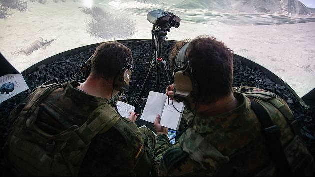 Vojáci z Náměště cvičili ve Spojených státech. Dva přivezli střelecký úspěch