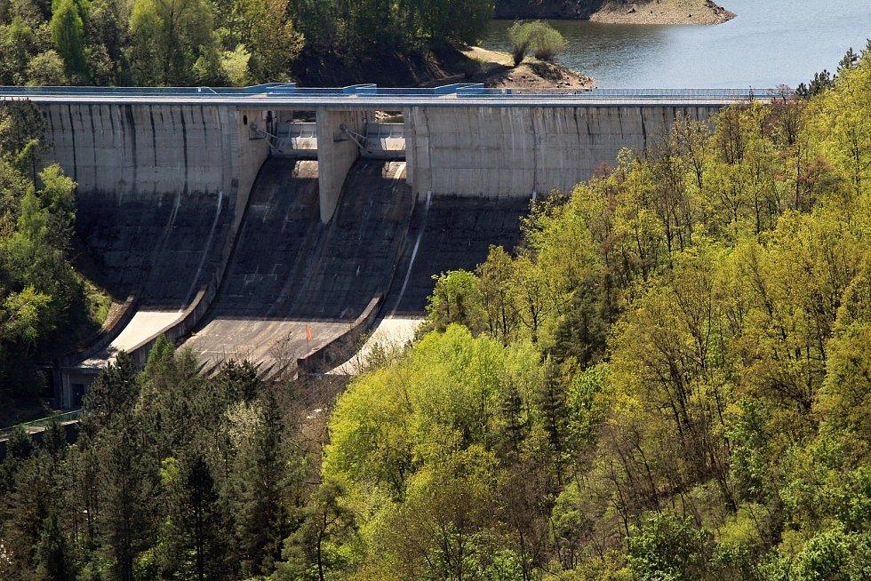 Vodní nádrž Mohelno