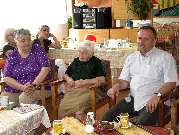 Slovenský misionář Peter Krenický.