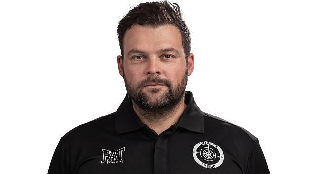 Florbalový trenér Pavel Nesnídal.