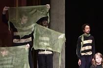 Dětské divadelní soubory předvedly svá vystoupení v rámci okresního kola přehlídky dětského divadla.