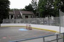 Třebíčští fandové sportu získají nové hřiště. Tentokrát hokejbalové.