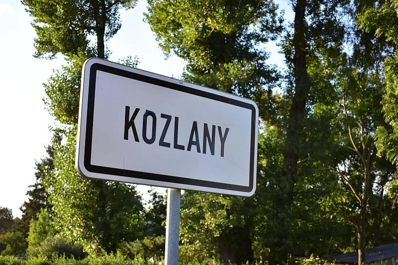 Kozlany - milá obec, s milými lidmi, kde se prý nechodí k volbám