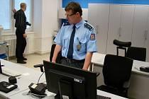 Ve středu se uskutečnilo slavnostní otevření zrekonstruovaného policejního oddělení v Hrotovicích.