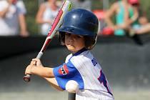 Nejmladší baseballisté Nuclears hráli na největším turnaji pro děti do 8 let v Evropě – First Cupu.