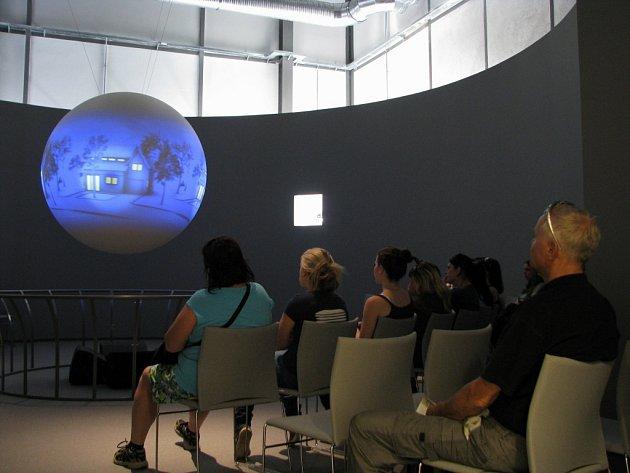Nové science centrum Alternátor.