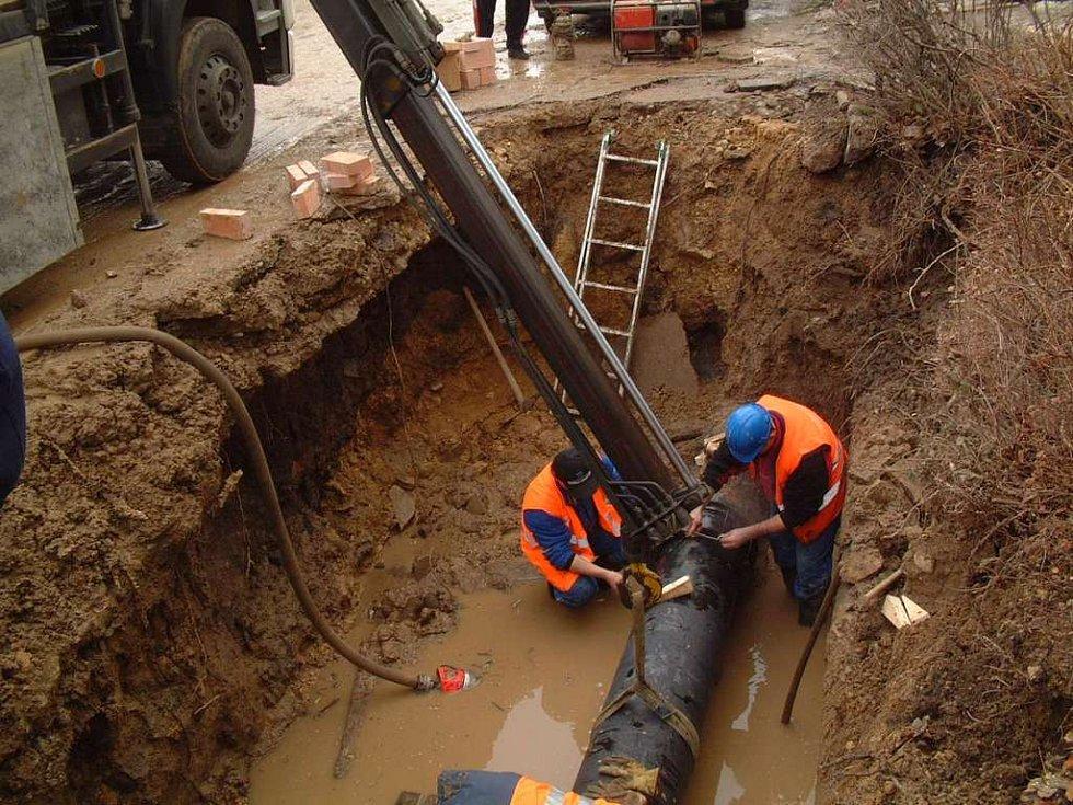 Zastaralé přivaděče pitné vody do Třebíče projdou zásadní rekonstrukcí.
