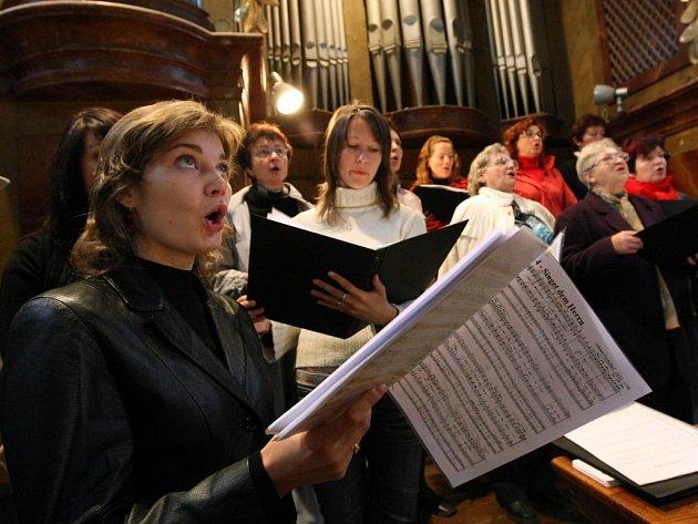 Operní festival v Třebíči.