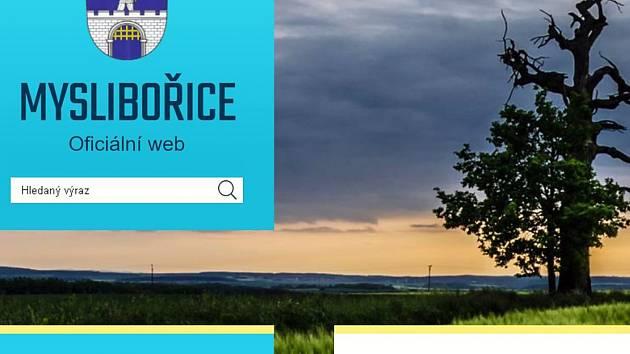 Nejlepší web mají podle odborné poroty mezi obcemi Myslibořice, které tak budou reprezentovat kraj v celostátní soutěži.