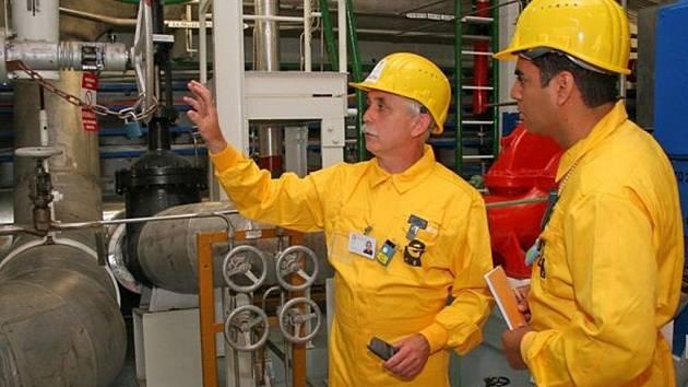 Prověrka dukovanské jaderné elektrárny končí.