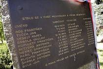 Tragédii, ke které došlo přesně před 60 lety dnes připomínají pomníky v Moravských Budějovicích, Jihlavě a Třebíči.