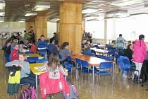 Centrální jídelna v Třebíči