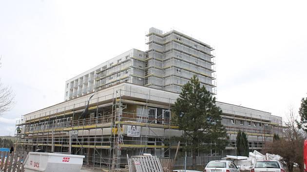 Alzheimer centrum v Třebíči zahájí provoz v září