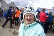 Nejstarší účastnicí byla osmašedesátiletá Marie Lamačová ze Znojemska.