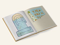 Ukázka z připravované knížky Živý princ. Autorkou ilustrací je Hana Mičková.