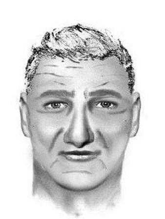 Svědci sestavili poměrně přesný identikit této osoby.