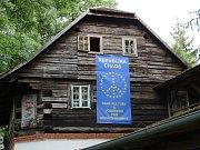 Skalákův mlýn u Meziříčka.