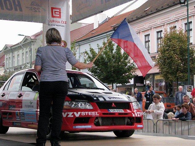 Horácká rally.