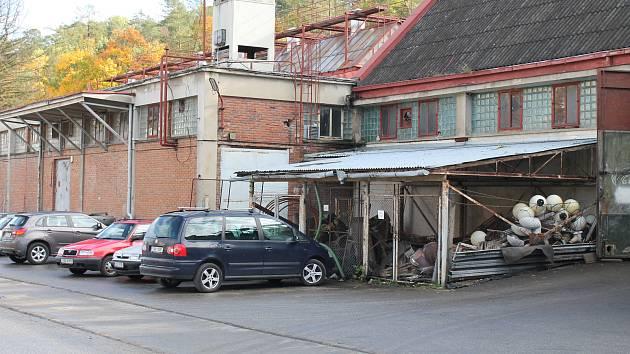 OBRAZEM: Plac po secesním hotelu či atrium. I Vysočina má svá ošklivá místa