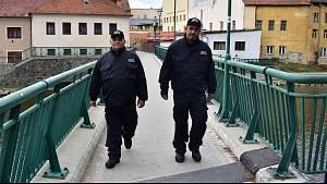 Pošta, Kočičina, židovská čtvrť: preventisté ví, kde v Třebíči bublají problémy