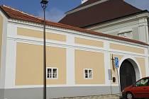 Budova Městské policie v Moravských Budějovicích