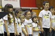 Zpíváme pro Unicef v Třebíči