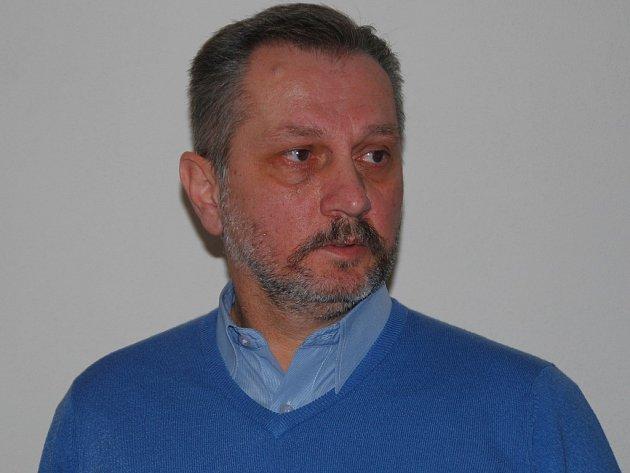 Rostislav Kovář zastupuje obviněného Marka Teplého.
