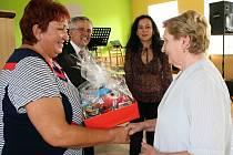 Setkání seniorů v Pálovicích.