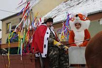 V Mohelně se v sobotu uskutečnily tradiční ostatky.