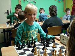 Šachisté z širokého okolí přicestovali v sobotu do náměšťského Domu dětí a mládeže Radost.