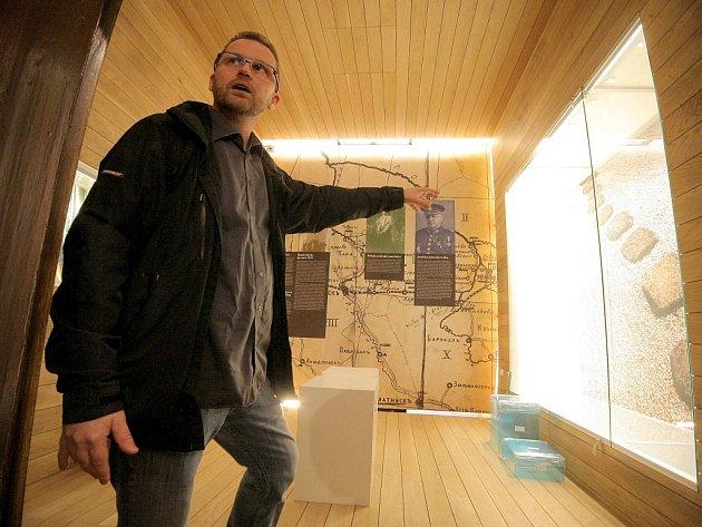 Nové muzejní expozice na třebíčském zámku se pro veřejnost otevřou v sobotu 23. listopadu.