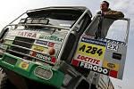 Preventivní akci podpořil i účastník Rallye Dakar Tomáš Tomeček.