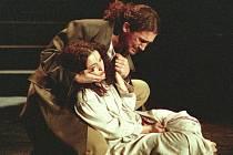 Snímek z muzikálu Koločava, ve kterém ztvárnil postavu Nikolu Šuhaje Robert Jícha.