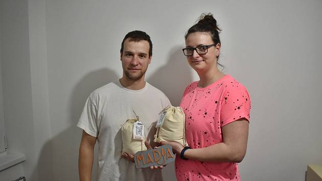Martin Chyba a Diana Břízová začali s výrobou celozrnné mouky