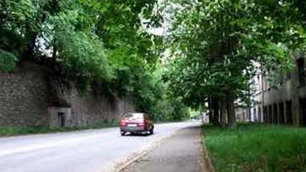 Za silniční obchvat Třebíče chtěli na ministerstvu dopravy v pondělí bojovat zástupci města.