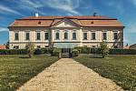 Na dukovanském zámku letos zahájili čtvrtou svatební sezónu.