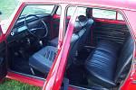 Červená Škoda 100.