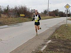 Daniel Orálek ovládl čtvrtý ročník moravskobudějovického maratonu v čase 2:37:43.