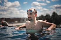 Ondřej Zmeškal z Třebíčska je profesionální nevidomý sportovec.